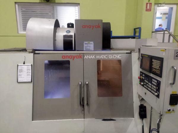 Centro de Mecanizado ANAYAK ANAK MATIC-13 CNC