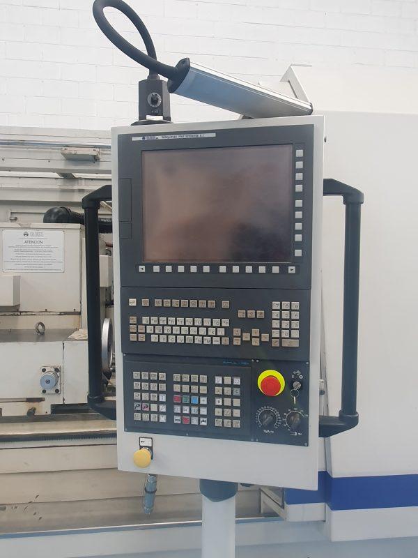 RECTIFICADORA GER CM 2000 CNC
